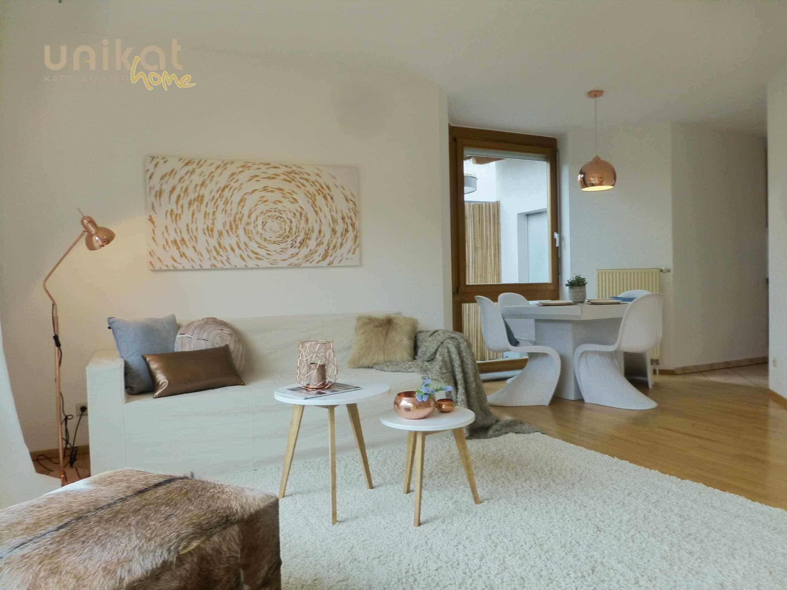 News-Beitrag: Home Story about… Doppelhaushälfte in Nussloch geht in die Vermarktung…